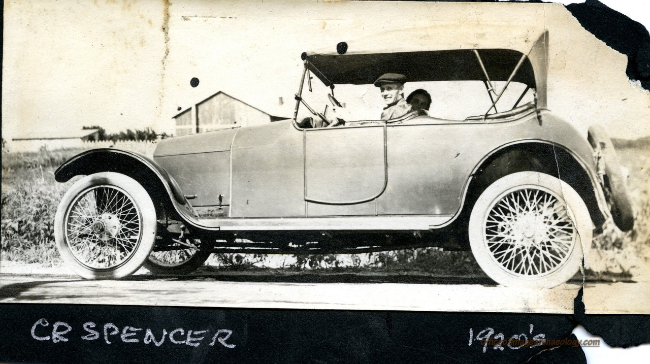 CR SPENCER 1920s