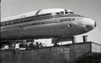Japan Air Lines Shiga DC-8 SFI Nov1968