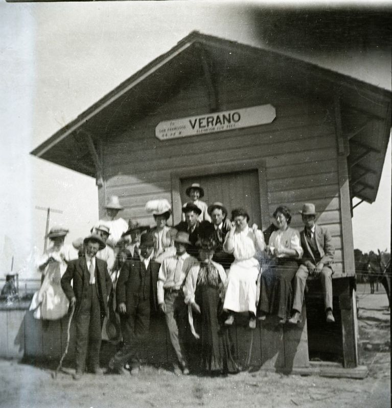 California Verano Train Depot 01