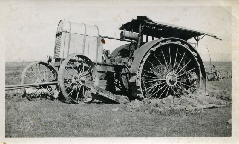 California Yolo County Tractor