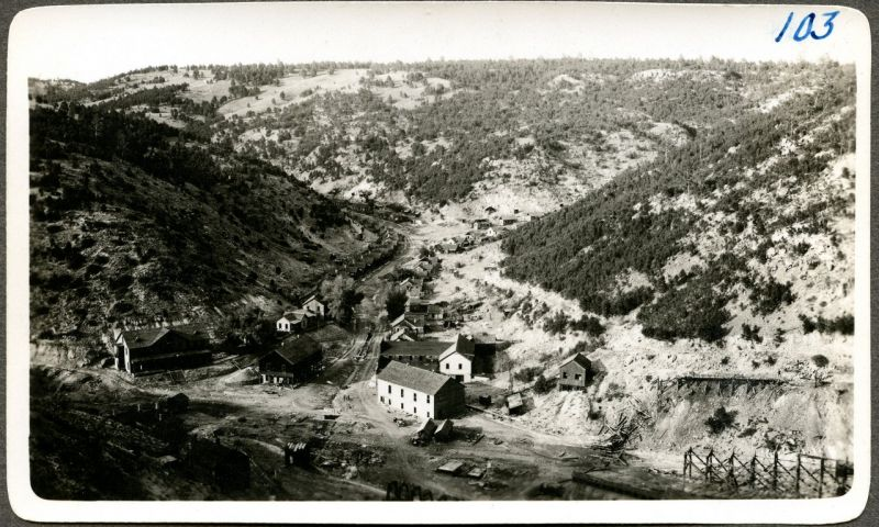 SOUTH DAKOTA UNKNOWN MINE 05