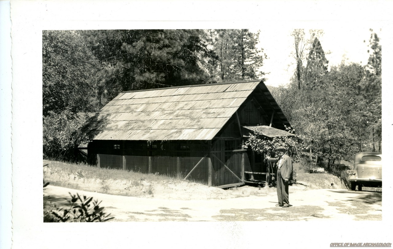 COLOMA CA JAMES MARSHALLS CABIN