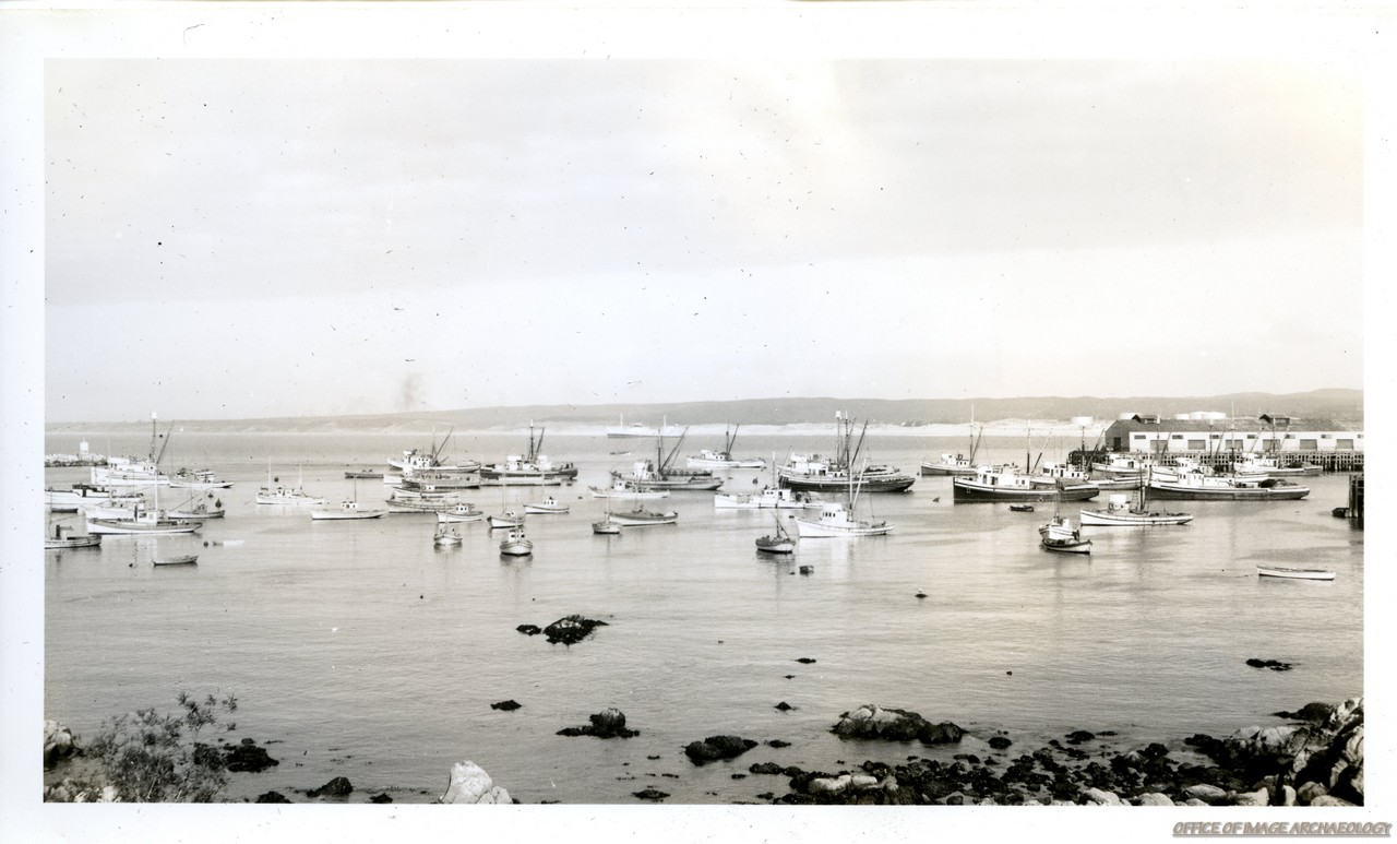 MONTEREY CA FISHING FLEET