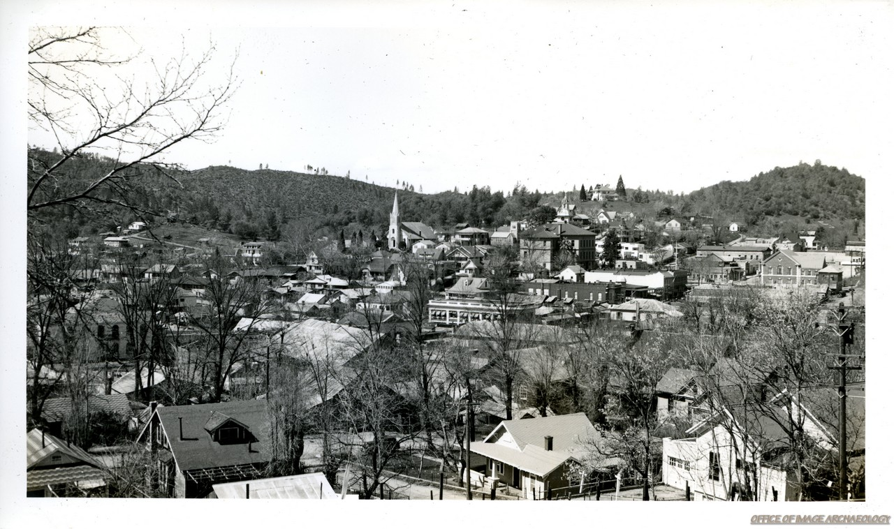 SONORA CA FROM GRAMMAR SCHOOL