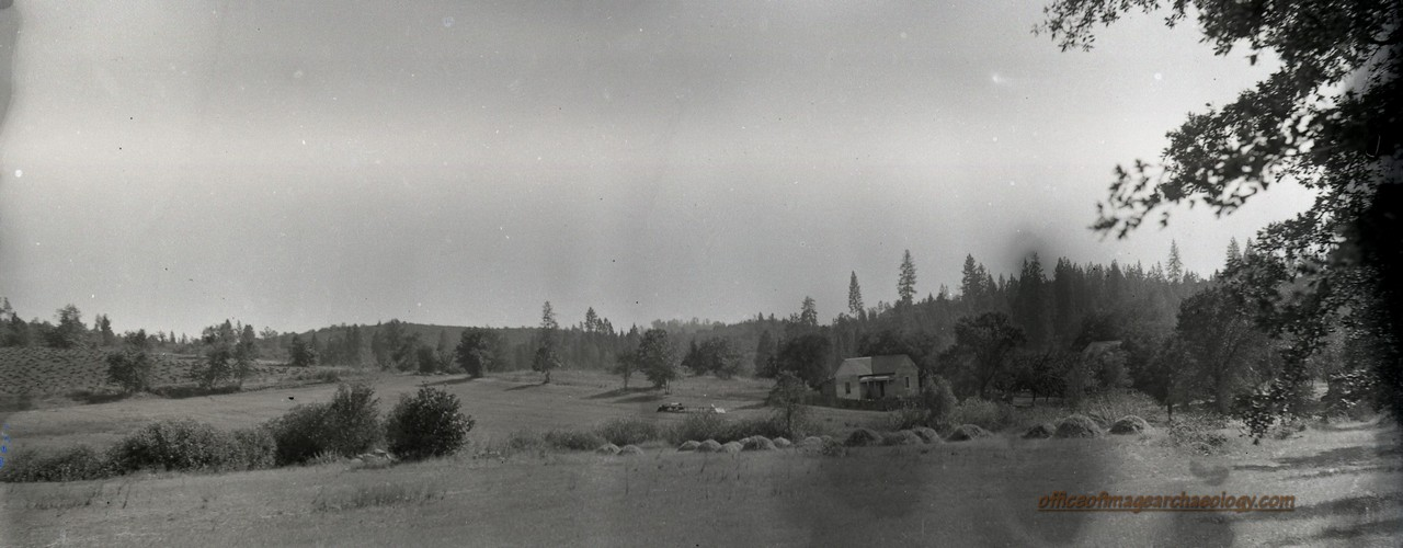 GLASS NEGATIVE PLACER COUNTY FAMILY 1898 07