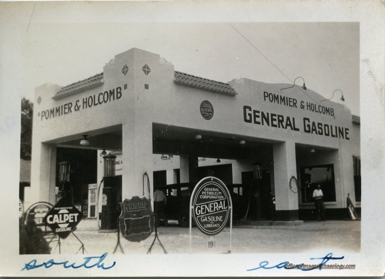 Florida Gas Station 01