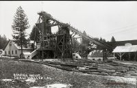 CALIFORNIA GRASS VALLEY EMPIRE MINE NEGATIVE