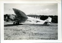 FORD TRI-MOTOR PAA AT FRANCE FIELD A