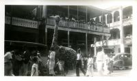 PARADE CARNIVAL FESTIVAL AT COLON 1936
