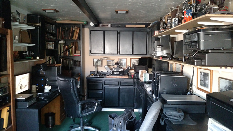 The Office of Image Archaeology