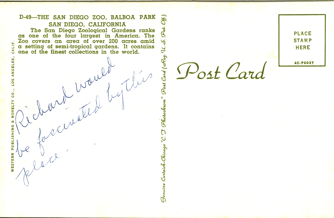POST CARDS1944019A